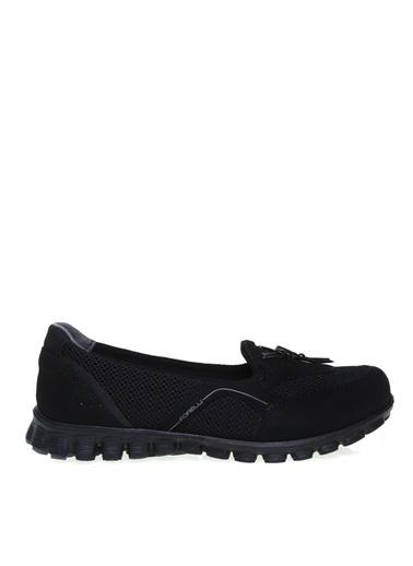 Forelli Forelli Siyah Sneaker 60040-G Siyah